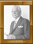 Gordon A. Friesen, 1909-1992