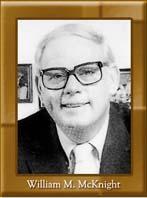 William M. McKnight, 1929-2012