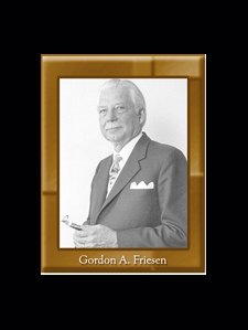 Gordon A. Friesen, 1909-1992