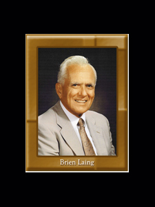 Brien Laing, Ph.D., 1926-2015